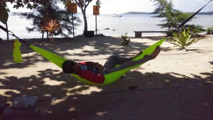 Cemara Indah Beach Bungalows