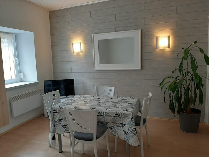 Townhouse for 4 people near Querfurt & lake region