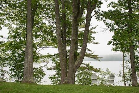 Coastal Maine Waterfront Retreat