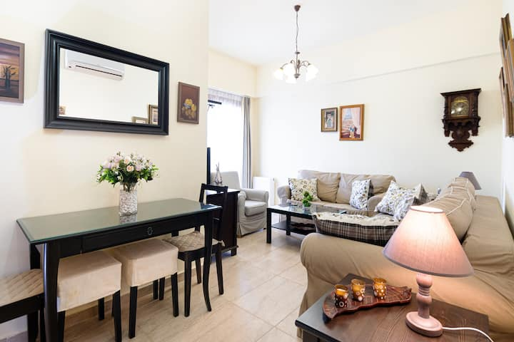 Artemis Cozy Apartment in Rhodes Town