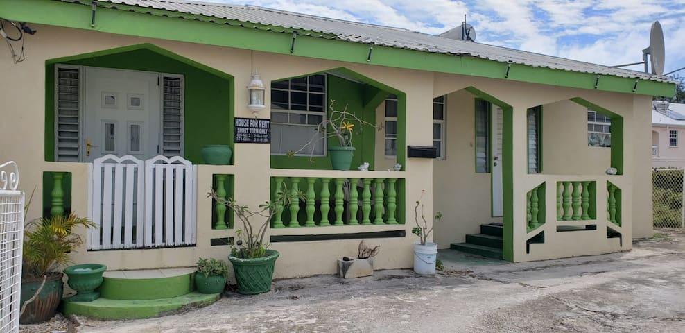 Eudora's Beach Cottage