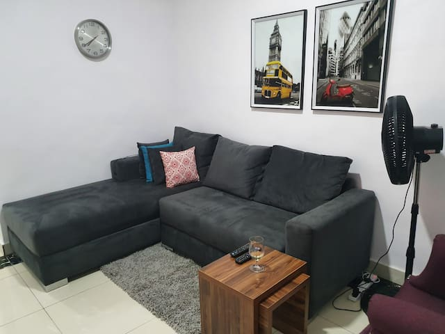 Private Flat In Ilupeju, The Heart of Lagos