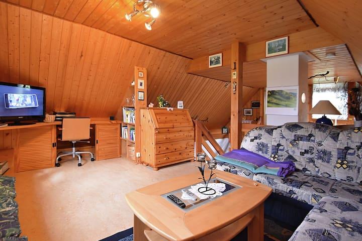 Cosy Cabin in Sankt Georgen im Schwarzwald near Ski Slopes