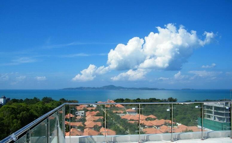 Appartement vu sur mer a Pattaya - Muang Pattaya - Byt