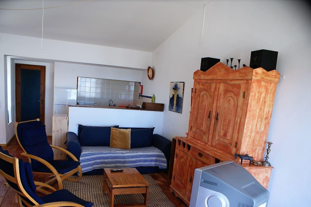 Sala e Cozinha 1