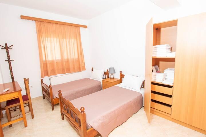 First floor bedroom # 1