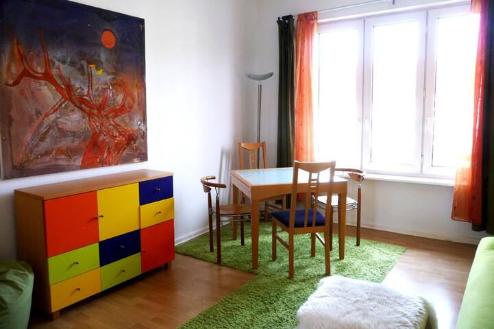 city wohnung mit seeblick - Berlin - Apartment