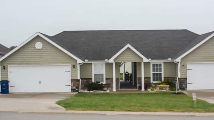 3 Bedroom 2 Bathroom Duplex In Tonganoxie Townhouses For Rent In Tonganoxie Kansas United States