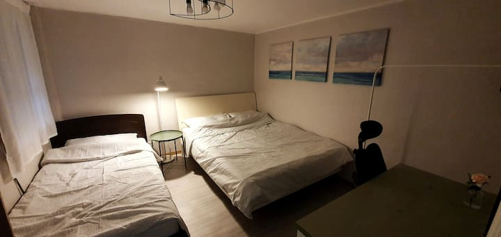 U1 Living in Seoul - 2BR - Downtown Private house