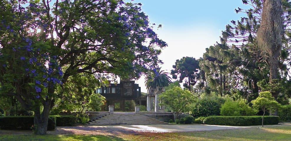 Parque Hacienda Catapilco-Zapallar / Dpto Sur