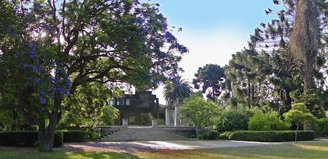 Hacienda Catapilco-Zapallar Park/ South Department