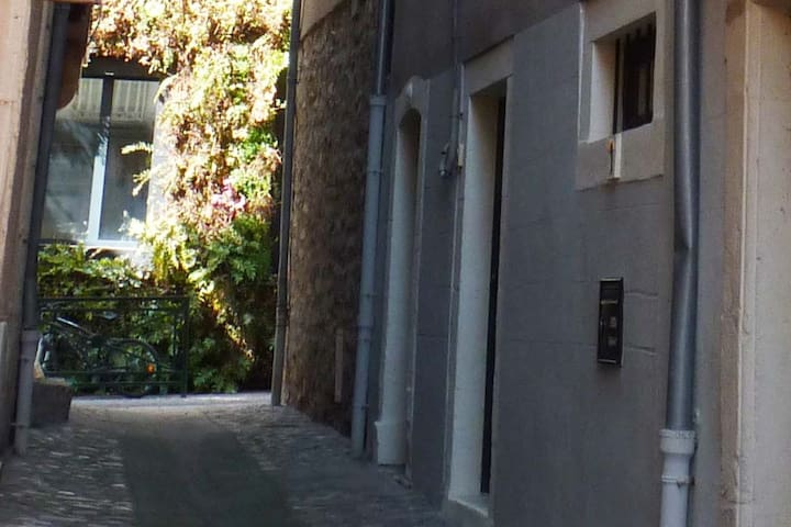 Gîte dans la bastide de Villefranche-de-Rouergue