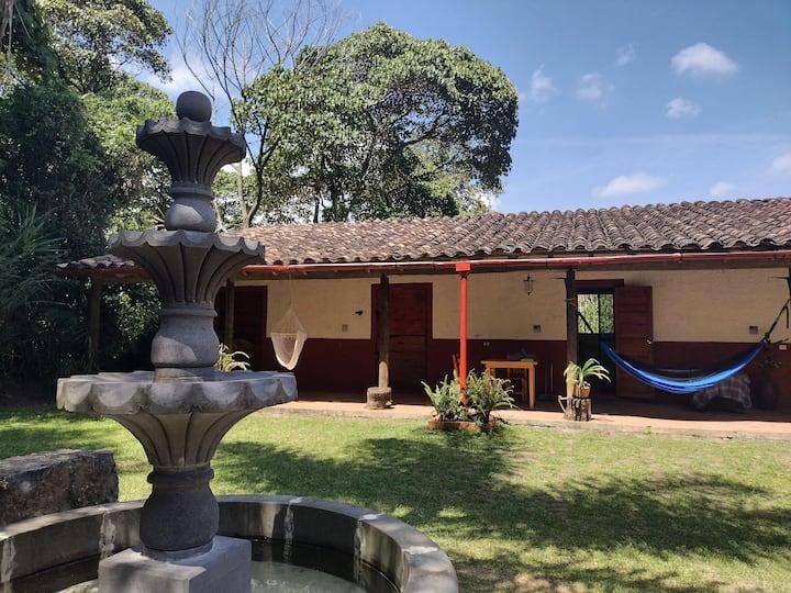 Casa Manantial del Bosque Xico