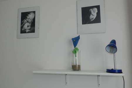 Céntrica habitación con baño privado.8' aeropuerto - Cruce de Arinaga
