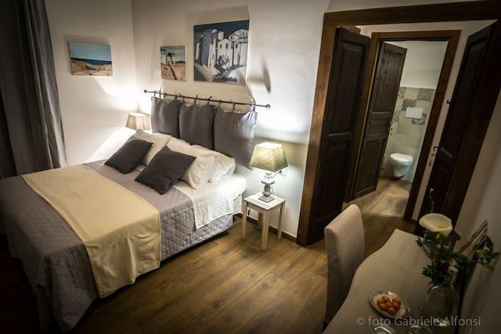 B&B DIMORA AMINA  Suite junior - Loreto Aprutino - Bed & Breakfast