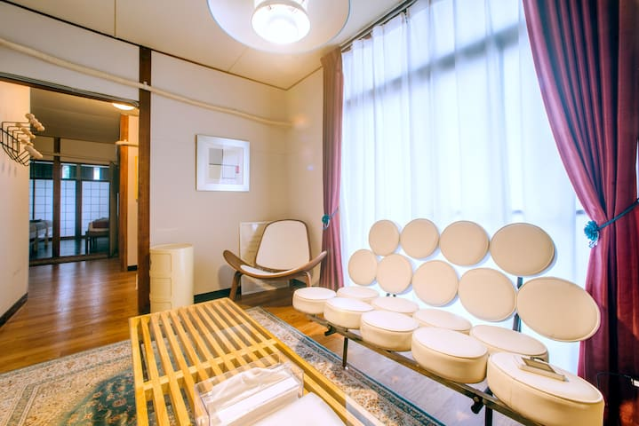 8BED!3mins walk NAGOYA sta. JR名古屋駅 - Nagoya-shi - Apartment