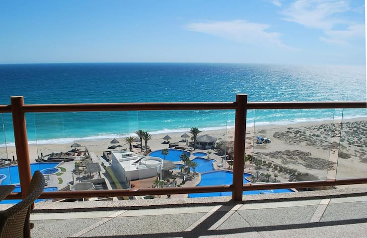 Miramar Beachfront Luxury, End Unit - Puerto Peñasco - Apartment