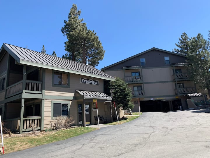 Spacious condo in the heart of Mammoth