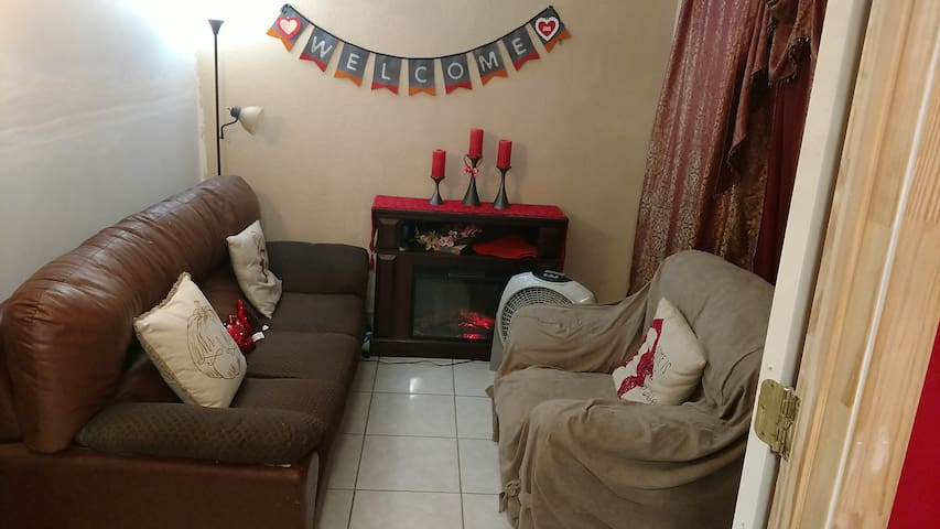 affordable place hostal best coach sofa on air bnb
