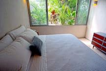 Light and Breezy: Master Bedroom #2: King Sized Bed, SLEEP DEEPLY