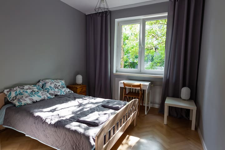 Double room 15 minutes from market place by walk