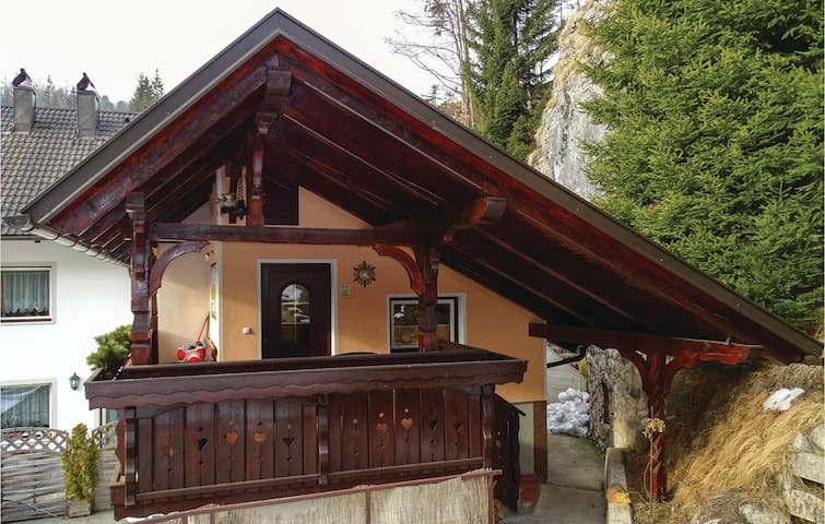 Holiday apartment with 2 bedrooms on 36 m² in Jesenice