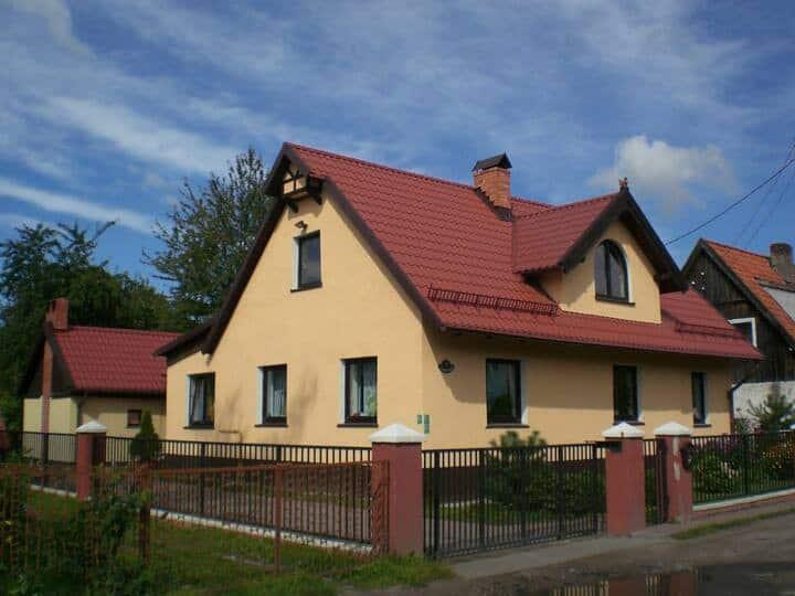 Уютный дом с баней и бассеином в Калининграде