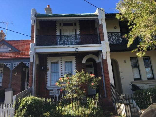 Room/s to rent in Sydney's inner west city - Annandale - Dům