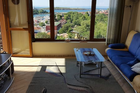 The Perfect View and The Great Leisure - Sozopol - Lejlighed