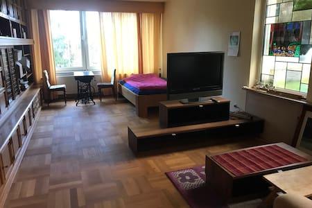 Privates Zimmer in ruhig gelegener Stadt-Villa