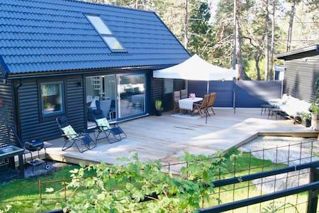 Modern villa Stockholm Archipelago