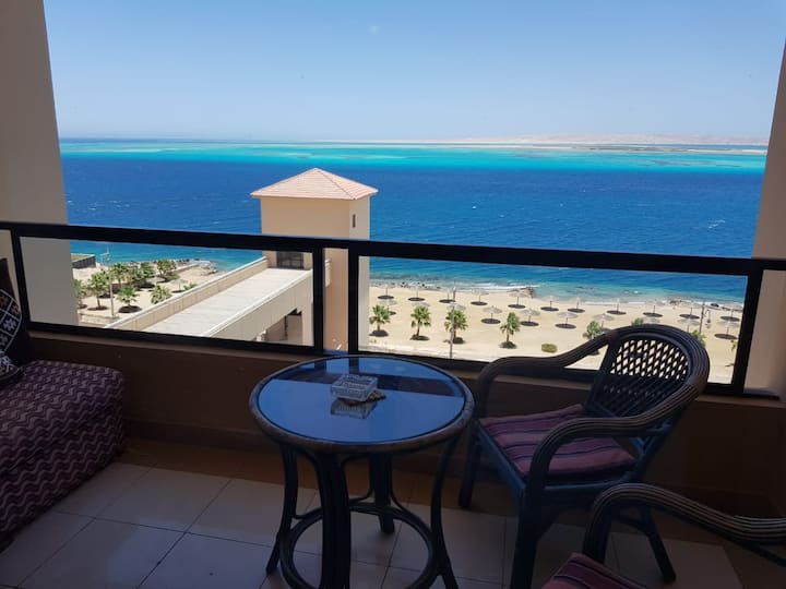 New Chalet/Studio at The View Hurghada.