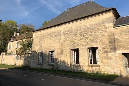 Maison de charme dans domaine historique