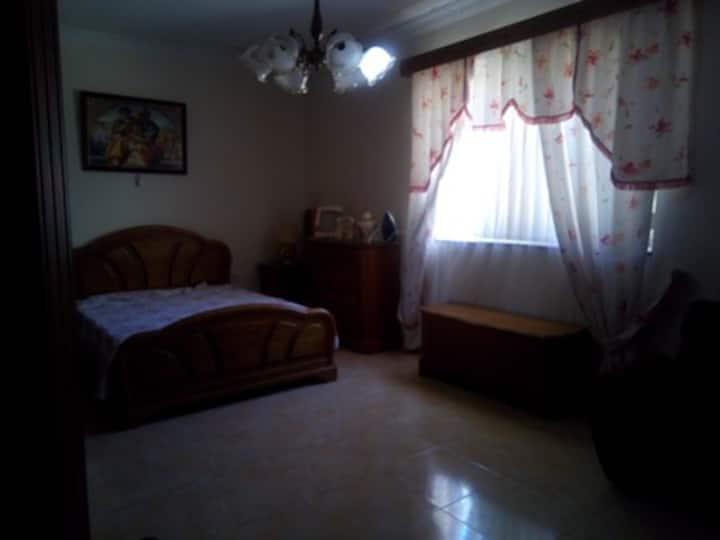 1 PRIVATE BEDROOM AND BATHROOM - CENTRAL MALTA