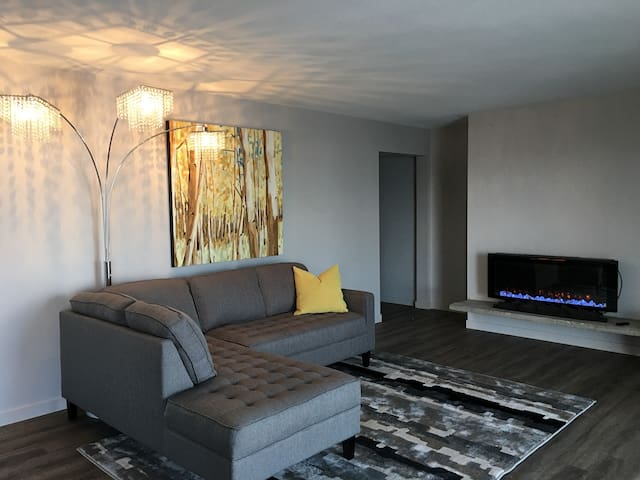 Lakeview suite.  Booking Spring and Summer 2018