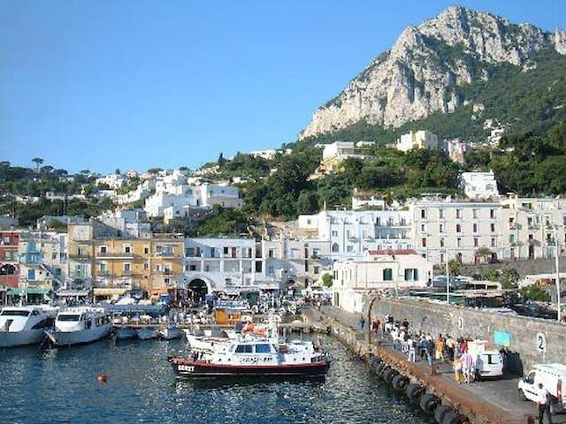 SoleLuna Capri - Camera Sole