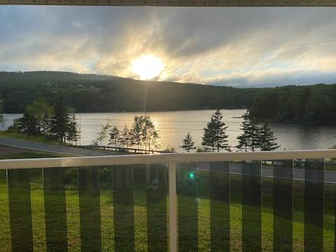 Lake House In Antigonish Co. (Lochaber Lake)