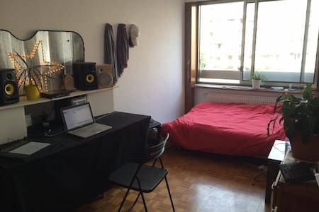 Grand appartement paris 20e - Parigi
