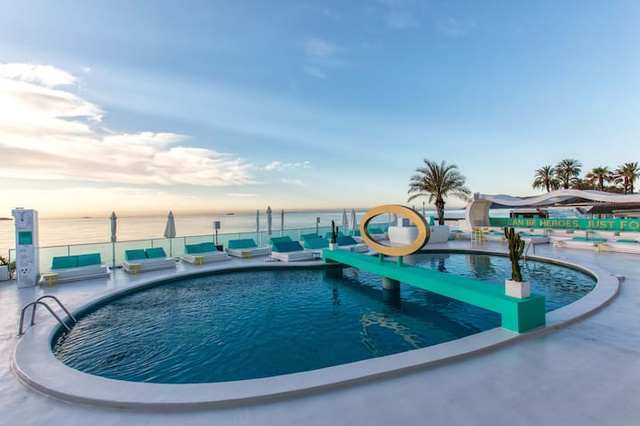 Santos Ibiza - Junior Suite - Playa d'en Bossa