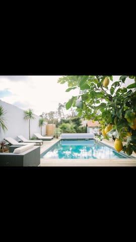 Appartement 4 personnes avec piscine et spa - Seignosse - Apartment