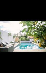 Appartement 4 personnes avec piscine et spa - Seignosse - Wohnung