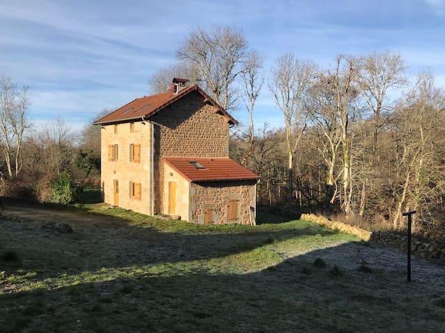 Gîte nature entre Auvergne et Limousin