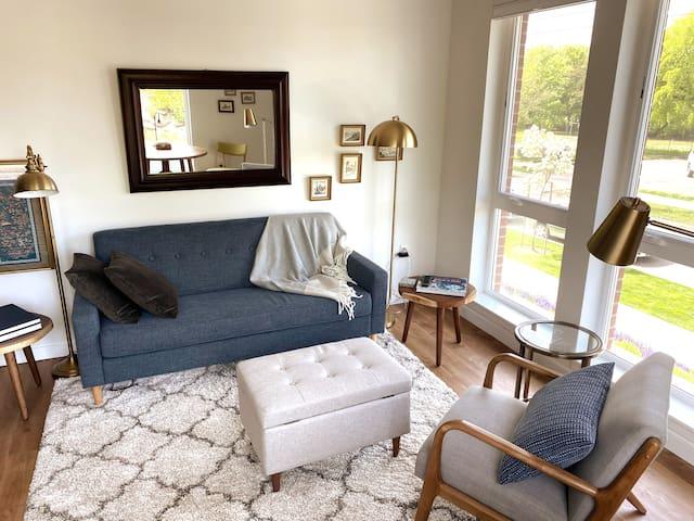 Modern, bright Capitol Hill condo, ideal location