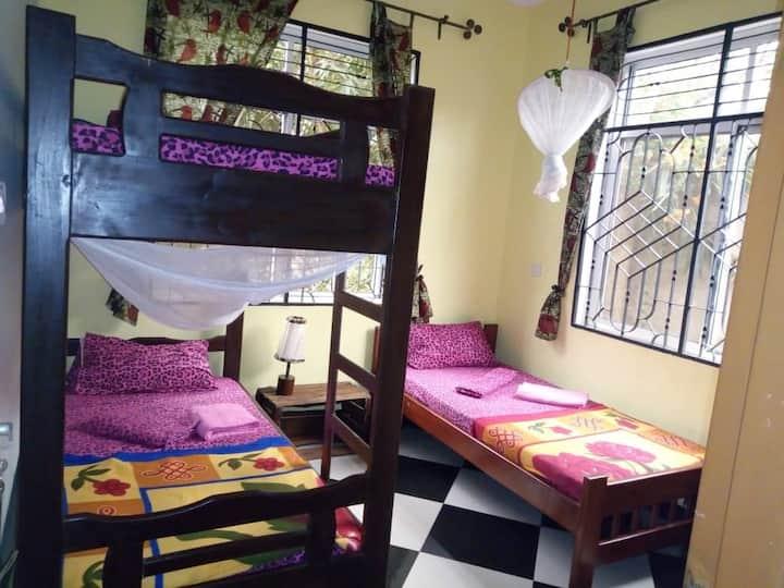 Rafiki Backpackers & Guesthouse (Triple Room)