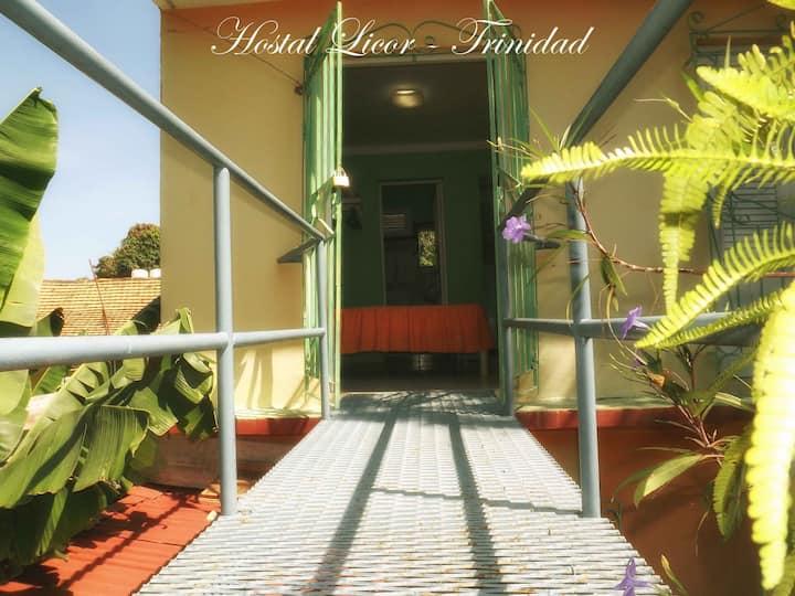 Hostal Licor Terrazas y paisajes (Room 1)+Wifi