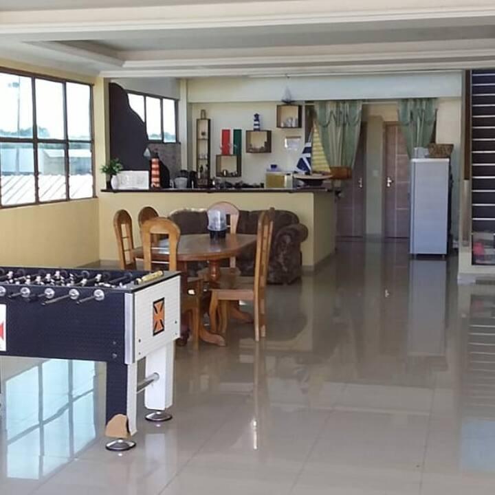 Hostel Casa R minha casa tua casa.