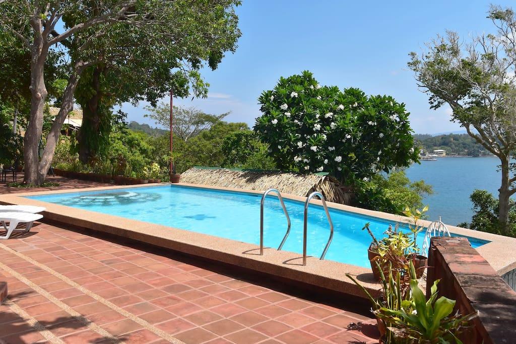 Kasbah Remo Villa pool.