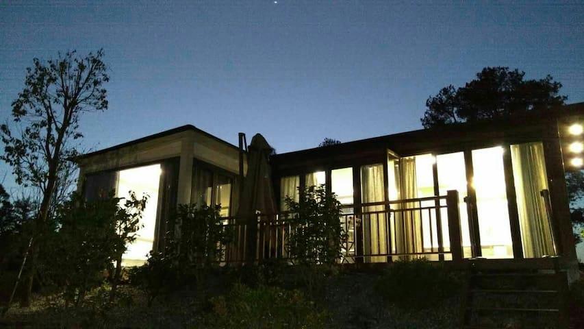 帰墅!一居室。休闲度假养性好归宿。尽情享受阳光,大自然的恩赐。