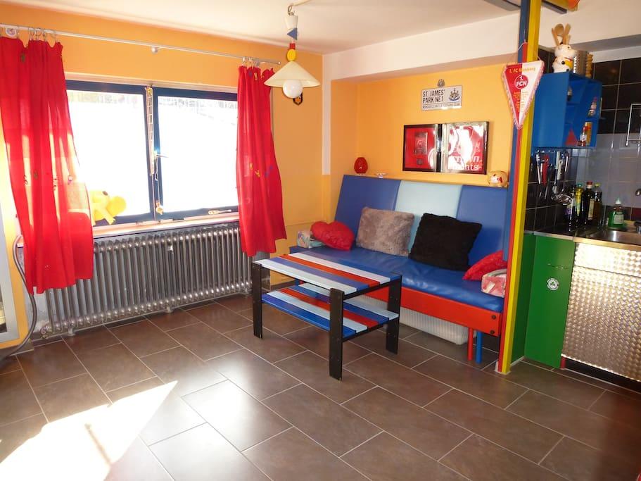 h bsche wohnung in ruhiger lage wohnungen zur miete in n rnberg bayern deutschland. Black Bedroom Furniture Sets. Home Design Ideas