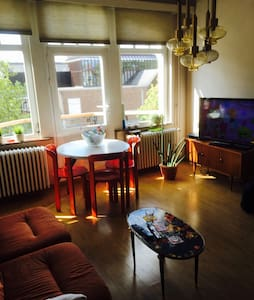 Retro-appartement in hartje Hasselt - Hasselt - Appartamento